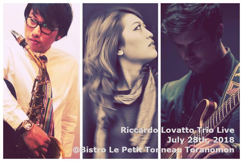 Riccardo Lovatto Trio Live